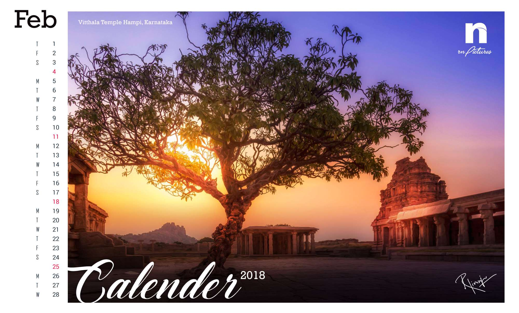 2-Feb_Calender-2018-rnPictures